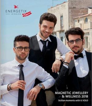 Catalogo Gioielli magnetici Energetix 2018