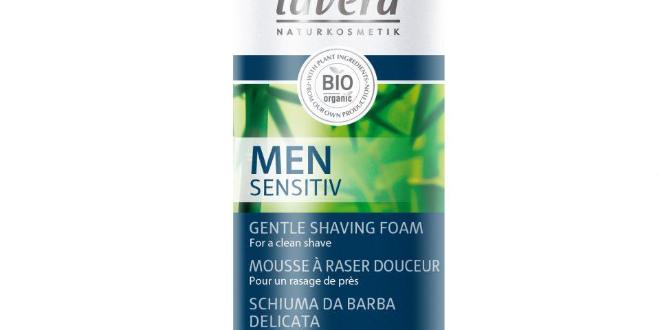 Lavera-men-sensitiv-schiuma-da-barba-mousse-à-raser-Rasierschaum