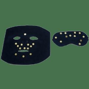 set di magneti con due maschere