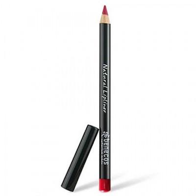 benecos-matita-naturale-per-le-labbra-rossa-crayon-à-lèvres-rouge-Lipliner naturale Benecos