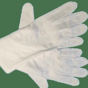 gants magnétiques en coton avec 14 aimants par gant, conseillés en cas d'arthrite, d'arthrose ou de rhumatismes