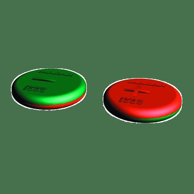 Magnete Cosam 8000 ideale per l'applicazione iniziale su dolori forti - aimant cosam 8000