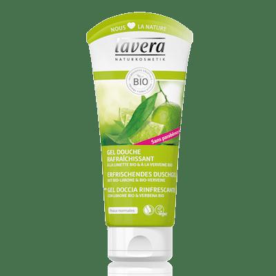 Gel doccia Lime vegano lavera