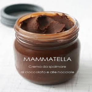 crème aux noisettes et chocolat à tartiner