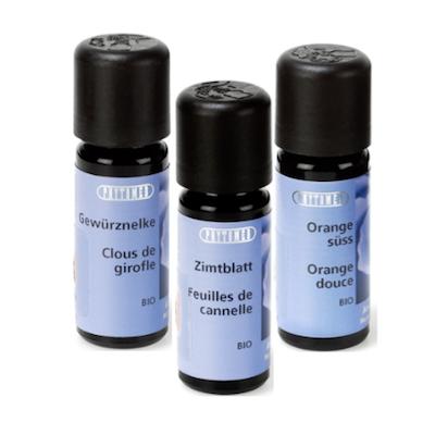 Oli essenziali Phytomed-huiles essentielles phytomed