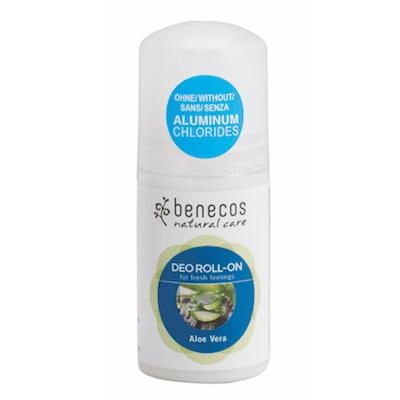Deodorante naturale Aloe Vera Benecos - Natural Deo roll-on aloe vera