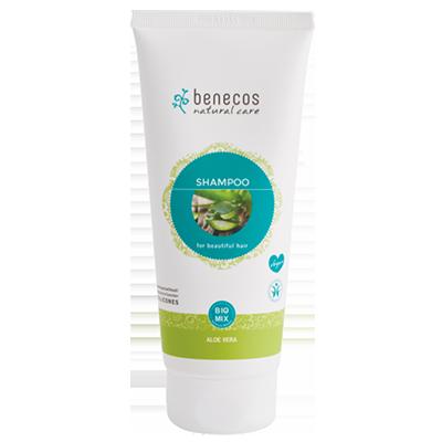 Shampoo naturale Aloe Vera Benecos