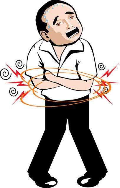 Dolor de barriga - consejos y remedios naturales