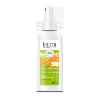 Lozione trattante naturale Lavera - cura Bio per capelli fini - Lotion traitante naturelle Lavera - soin Bio pour cheveux fins