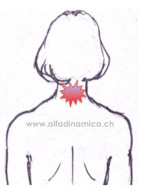 consigli e ricette naturali per trattare il dolore cervicale con i magneti e la riflessolgia del viso, Dien Cham